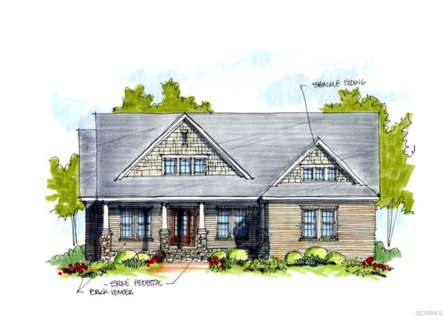3832 Old Burleigh Lane, Henrico, VA 23233