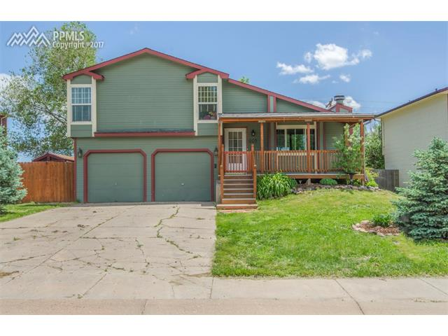 205 Turf Trail Place, Fountain, CO 80817