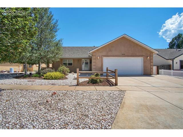 465 Valley Hi Circle, Colorado Springs, CO 80910