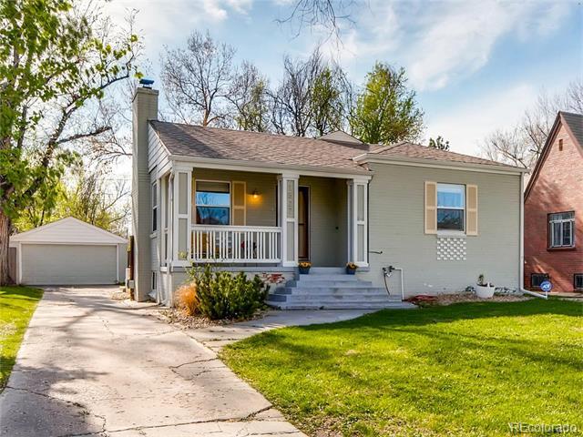 1527 Newport Street, Denver, CO 80220