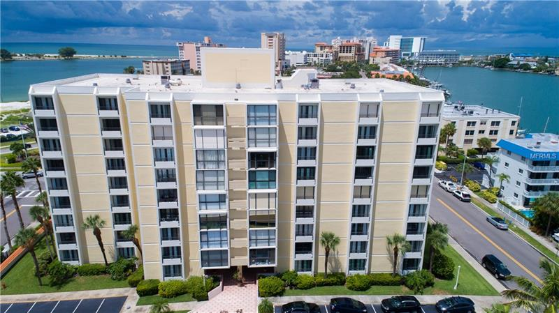 800 S GULFVIEW BOULEVARD 601, CLEARWATER BEACH, FL 33767