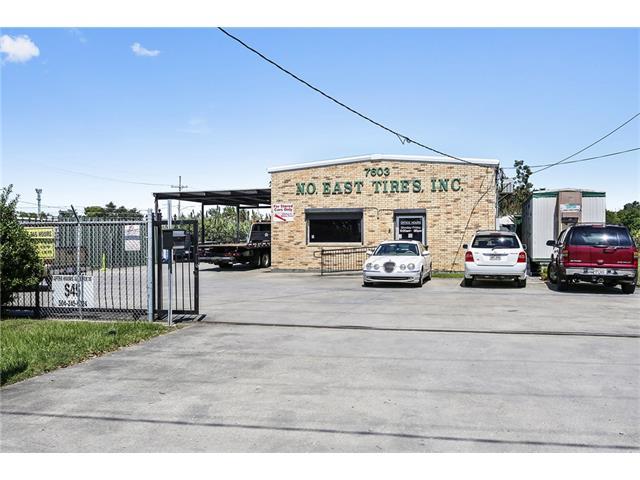 7603 CHEF MENTEUR Highway, New Orleans, LA 70126
