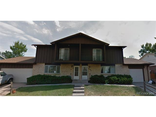12516 W 8th Place, Golden, CO 80401