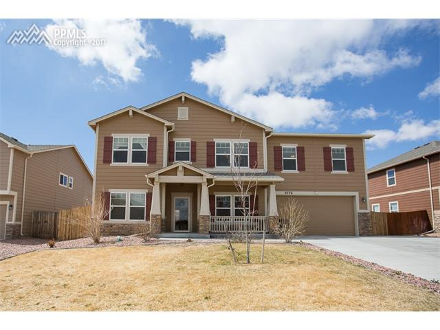 3776 CHIA Drive, Colorado Springs, CO 80925