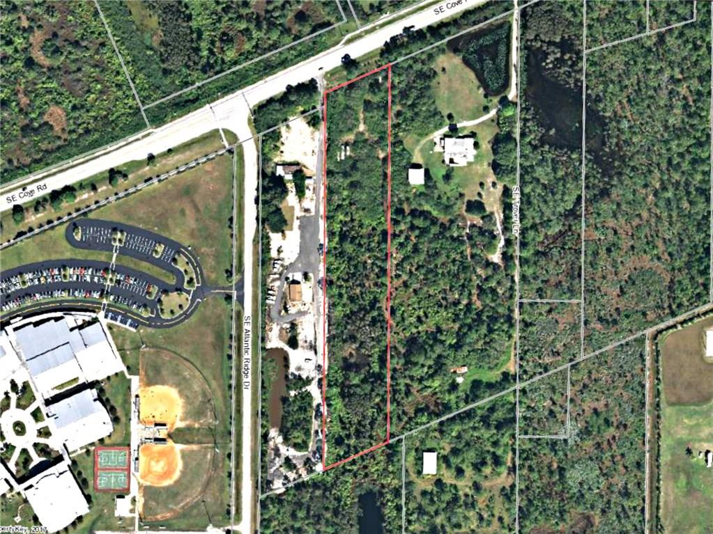 """0"" SE Cove, Lot A Road, Stuart, FL 34997"