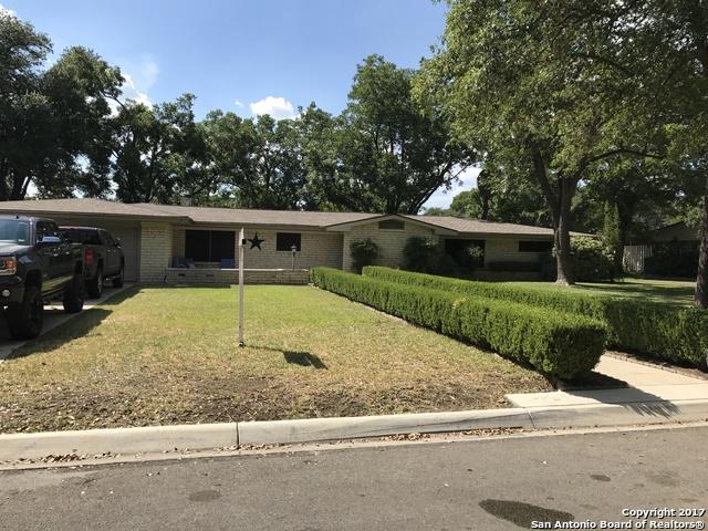 213 GARDENVIEW, Castle Hills, TX 78213