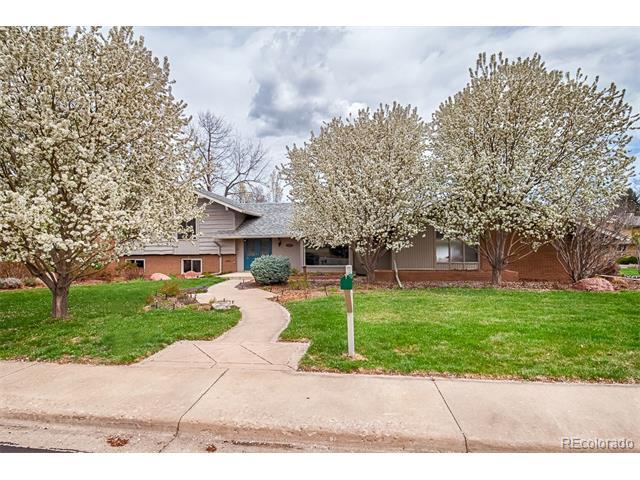 4275 Eutaw Drive, Boulder, CO 80303