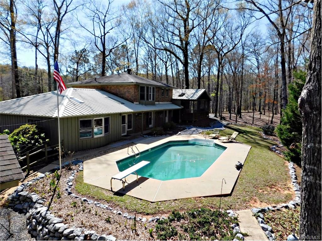 859 BUCK RIDGE Road, Wetumpka, AL 36093