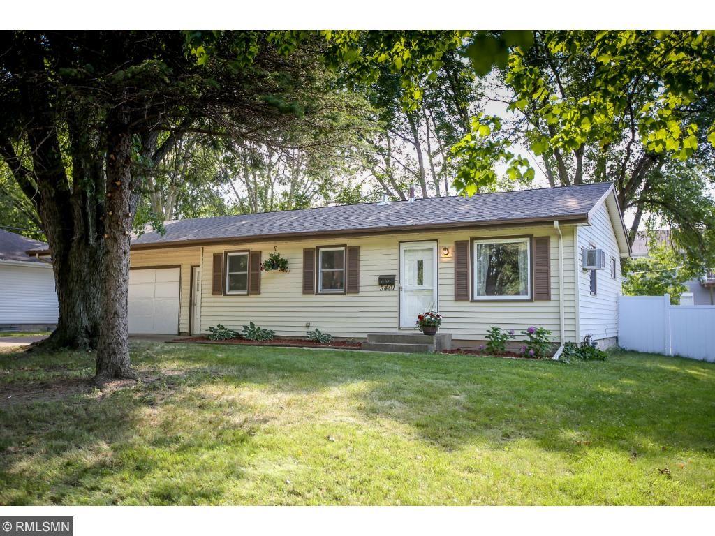 5401 Sumter Avenue N, New Hope, MN 55428