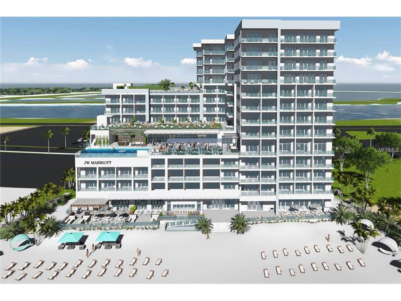 691 S GULFVIEW BOULEVARD 1402, CLEARWATER BEACH, FL 33767