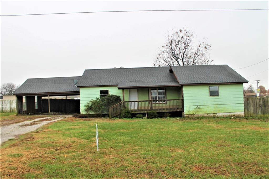 700 W North ST, Lincoln, AR 72744