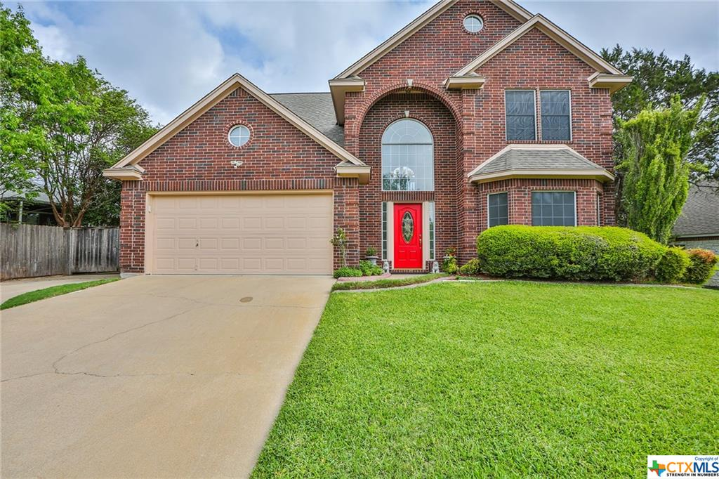 2514 Forest Trail, Temple, TX 76502
