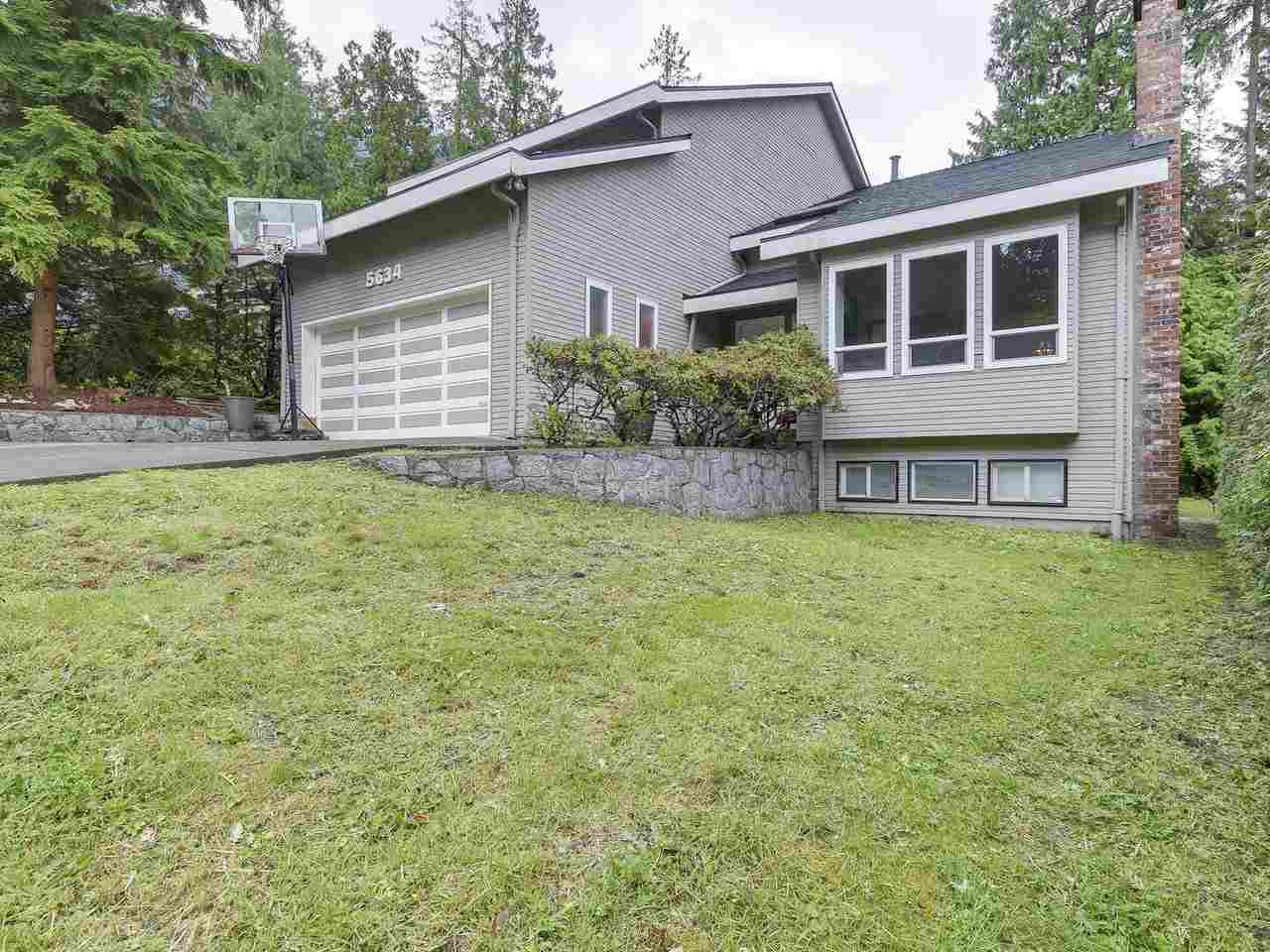 5634 HONEYSUCKLE PLACE, North Vancouver, BC V7R 4S4