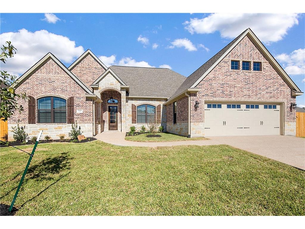 3212 Middleburg Green, Bryan, TX 77808
