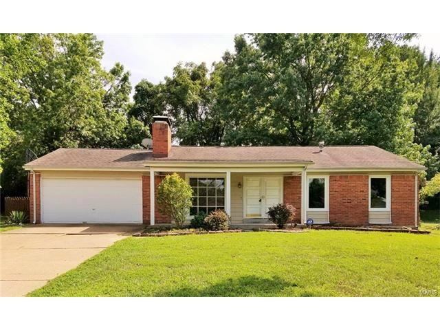 1604 Countrybrook Court, St Louis, MO 63138