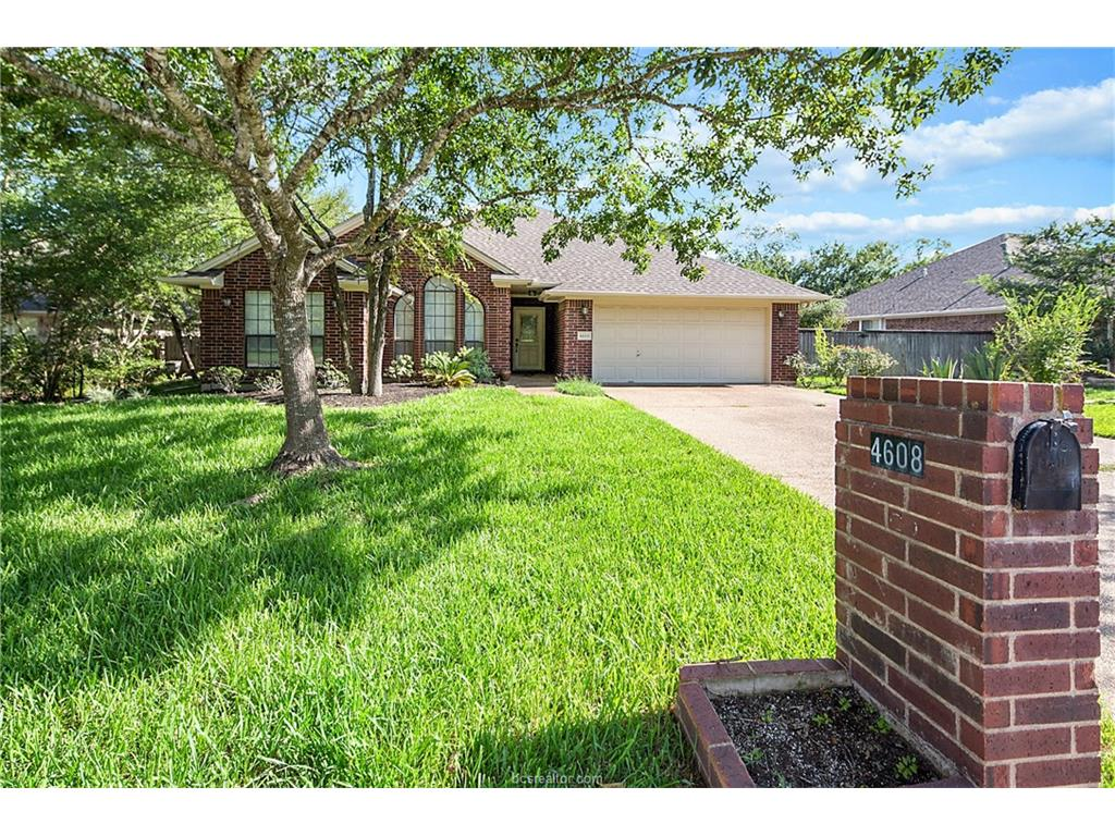 4608 Valleybrook, College Station, TX 77845