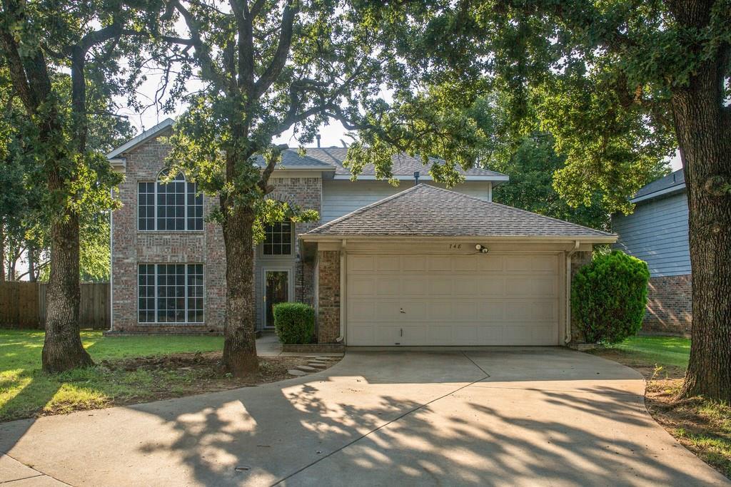 748 Cedar Leaf Circle, Lake Dallas, TX 75065