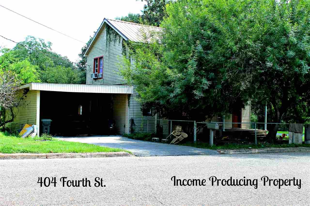404 Fourth St., Jasper, TX 75951