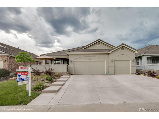9077 Meadow Hill Circle, Lone Tree, CO 80124