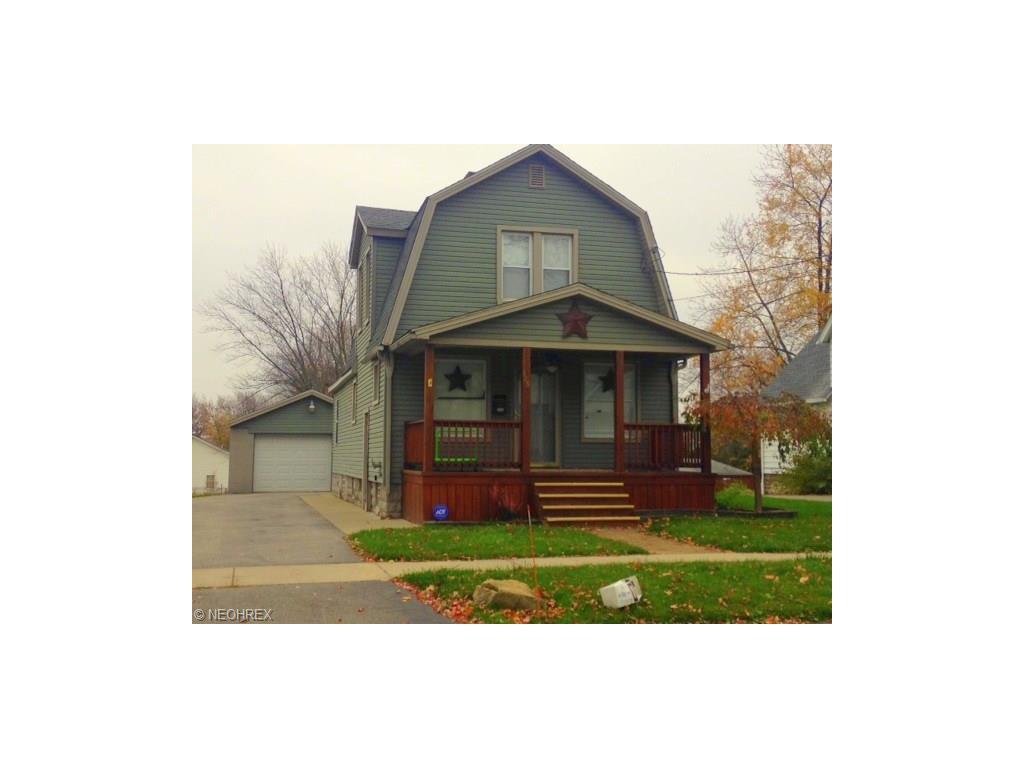 126 Gilbert Ave, Niles, OH 44446
