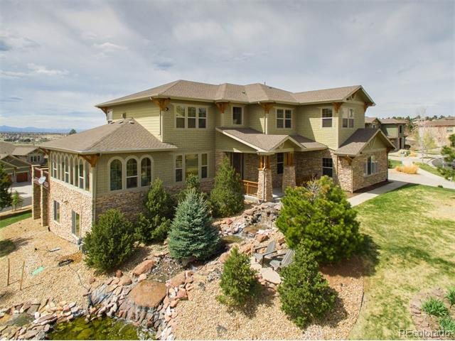 12161 S Leaning Pine Court, Parker, CO 80134
