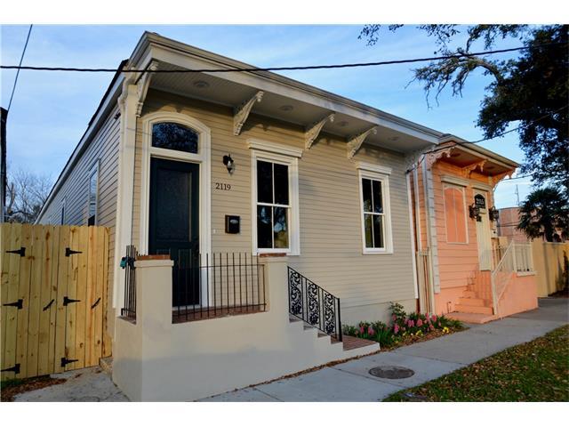 2119 BIENVILLE Street, New Orleans, LA 70112
