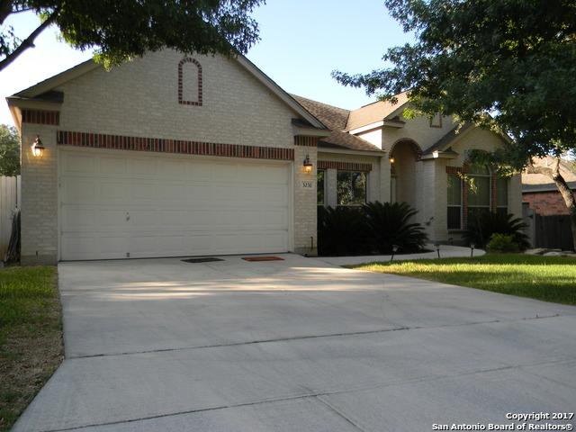 3238 GAZELLE RANGE, San Antonio, TX 78259