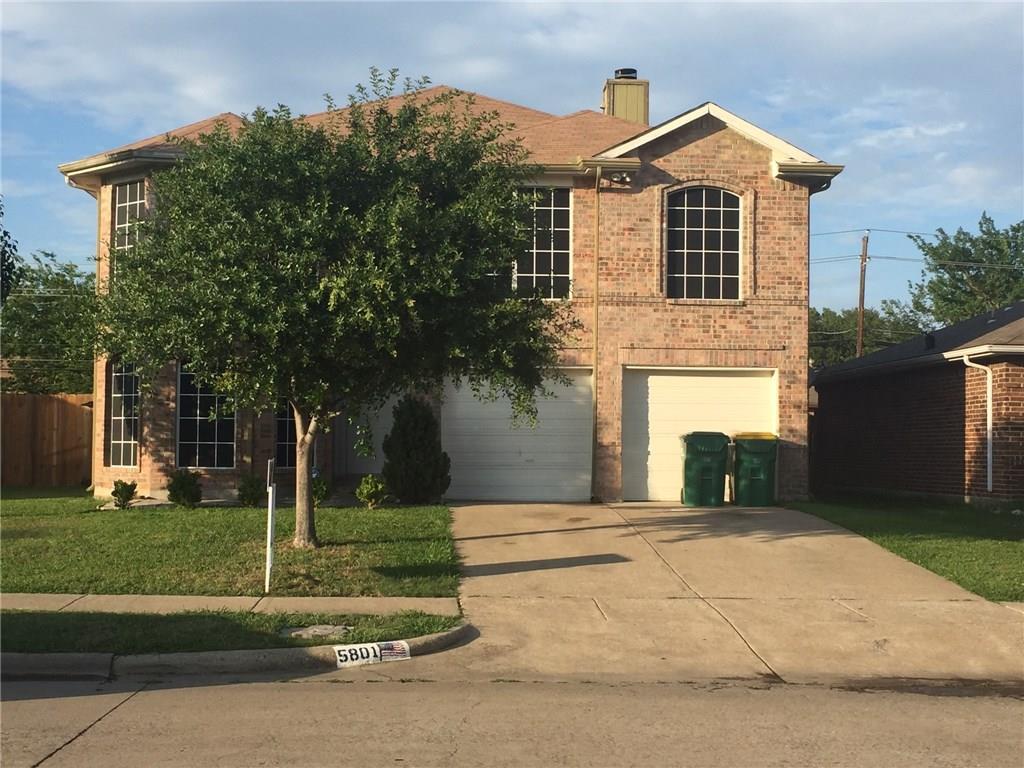 5801 Cypress Drive, Rowlett, TX 75089