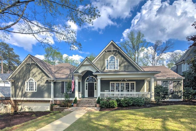 4263 NE Brookhaven Drive, Atlanta, GA 30319