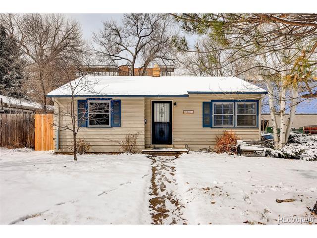 2501 S Josephine Street, Denver, CO 80210