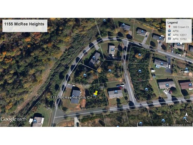 1155 Mcree Heights Circle, Newton, NC 28658