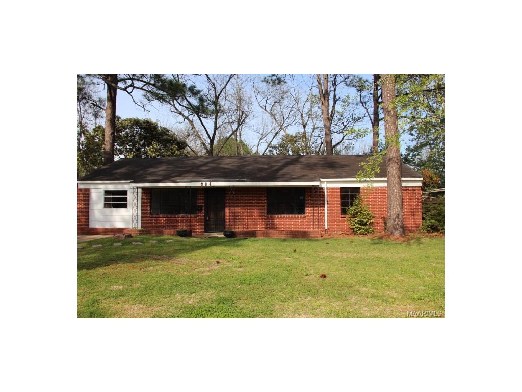 984 PARKWOOD Drive, Montgomery, AL 36109