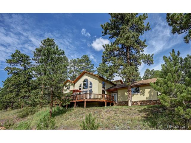 27255 Stagecoach Road, Conifer, CO 80433