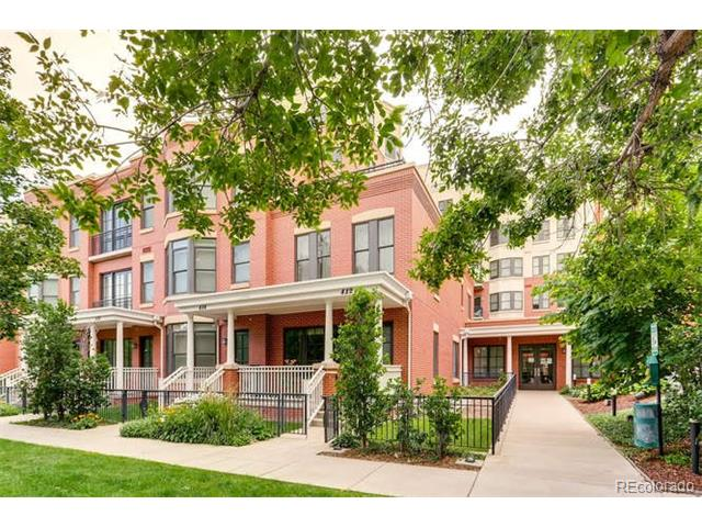 412 Acoma Street Brownstone #107, Denver, CO 80204