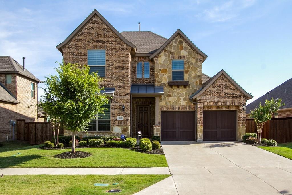 863 Bonneville Road, Frisco, TX 75034