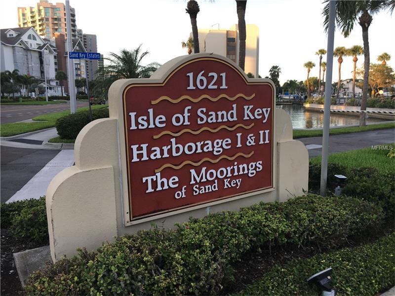 1621 GULF BOULEVARD 406, CLEARWATER BEACH, FL 33767