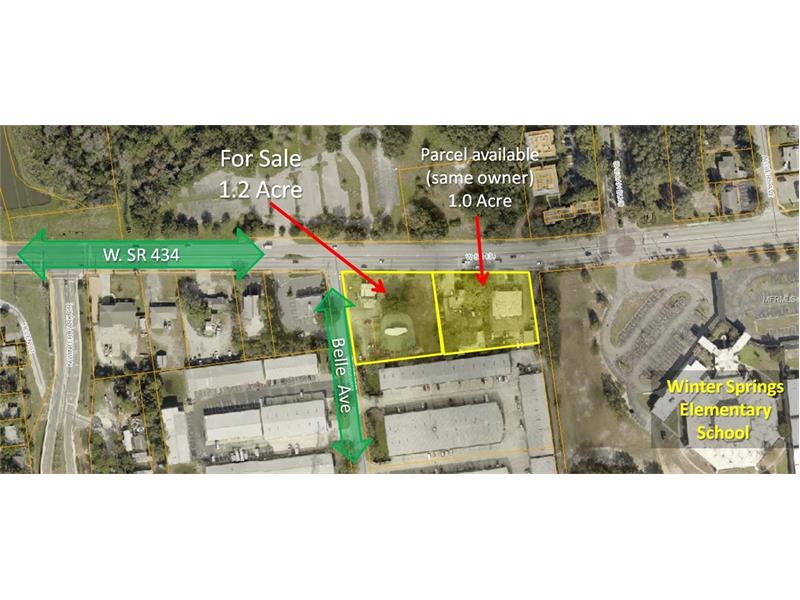 895 W 434 STATE RD, WINTER SPRINGS, FL 32708