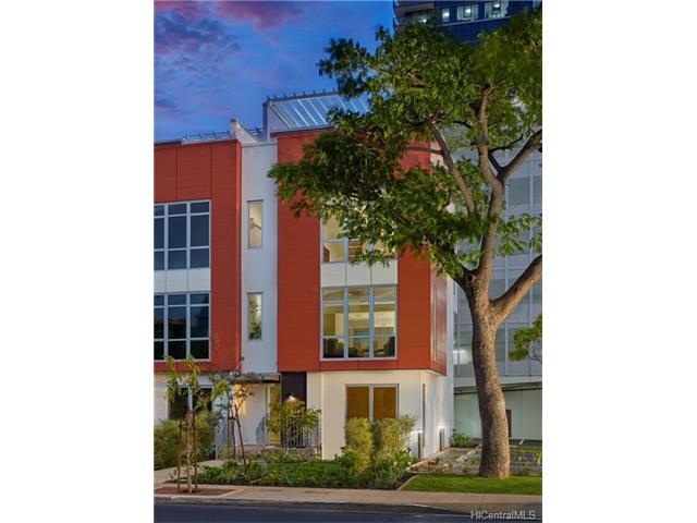 601 Auahi Street TH-9, Honolulu, HI 96813