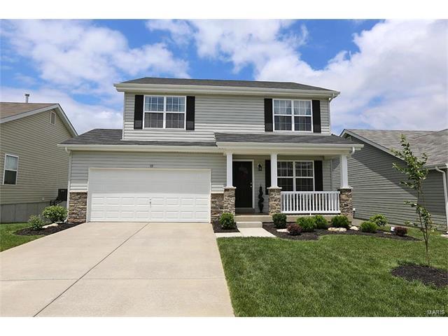 113 Peruque Estates Lane, Wentzville, MO 63385