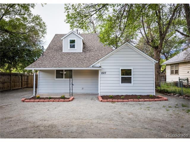 1507 W Vermijo Avenue, Colorado Springs, CO 80904