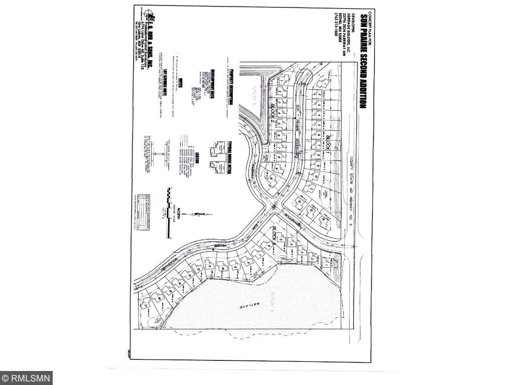 XXX Sun Prairie Blvd, Isanti, MN 55040