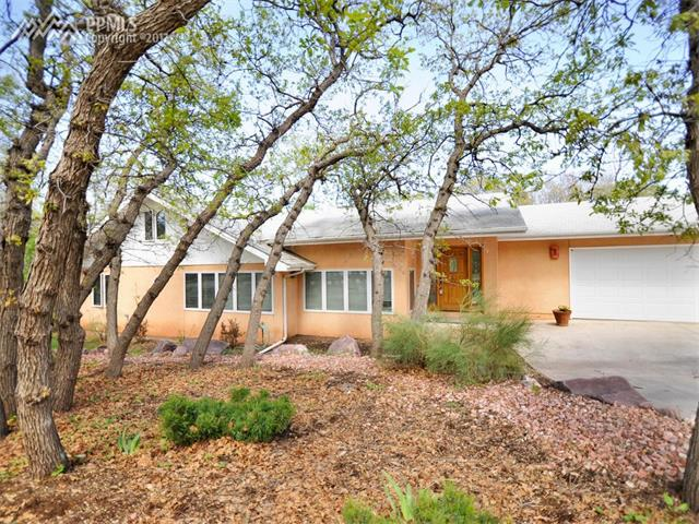 205 Crystal Park Road, Manitou Springs, CO 80829