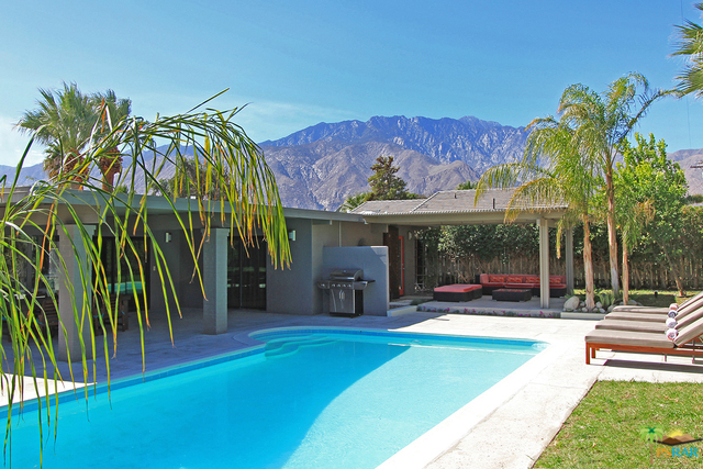 Mid century modern palm springs homes for sale for New mid century modern homes palm springs