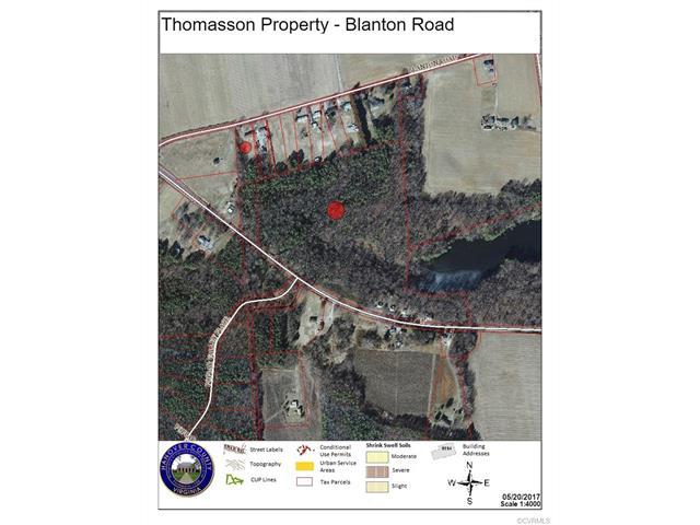 13614 Blanton Road, Ashland, VA 23005