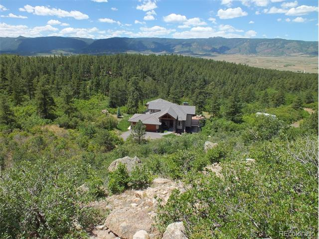 5088 S Perry Park Road, Sedalia, CO 80135