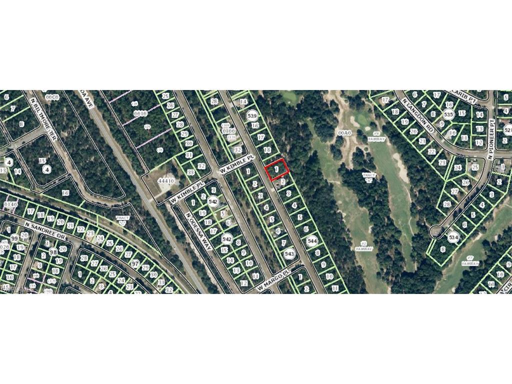 9967 N Sherman DR, CITRUS SPRINGS, FL 34434