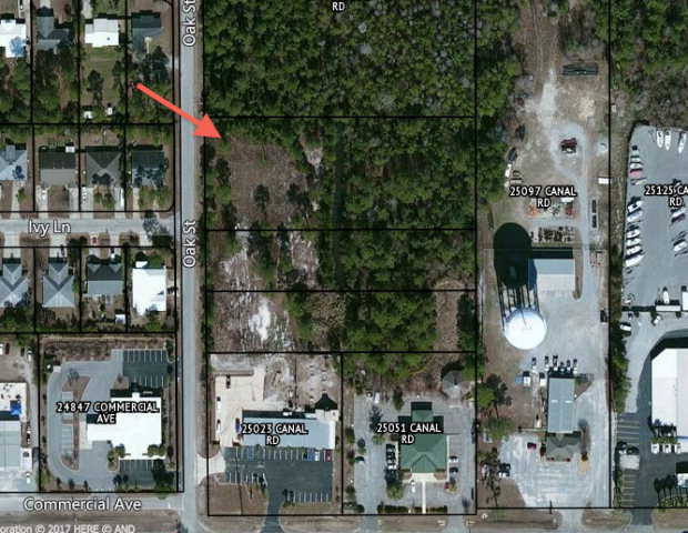Oak Street, Orange Beach, AL 36561