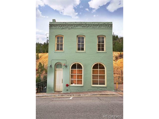161 Lawrence Street, Central City, CO 80427