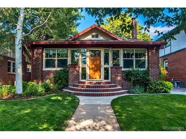 926 S York Street, Denver, CO 80209