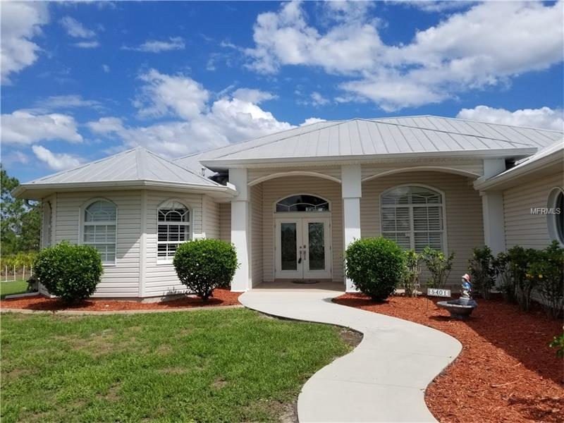 5401 CYPRESS GROVE CIRCLE, PUNTA GORDA, FL 33982